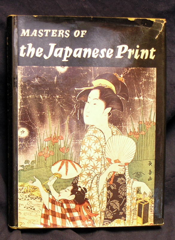 Image for Masters of the Japanese Print.