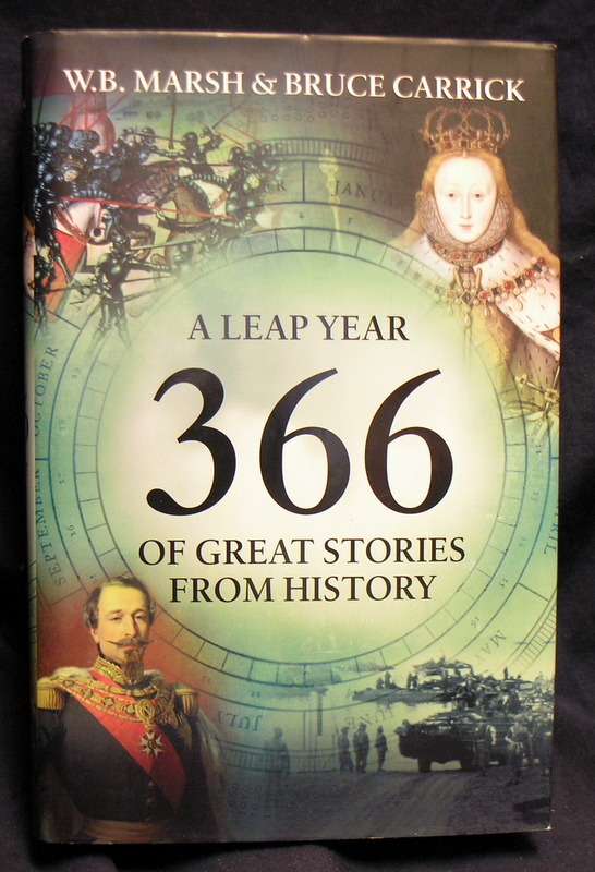 Image for 366: More Great Stories from History for Every Day of the Year (Icon 366).