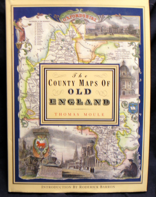 Image for The County Maps of Old England
