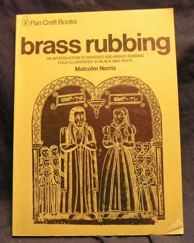 Image for Brass rubbing.