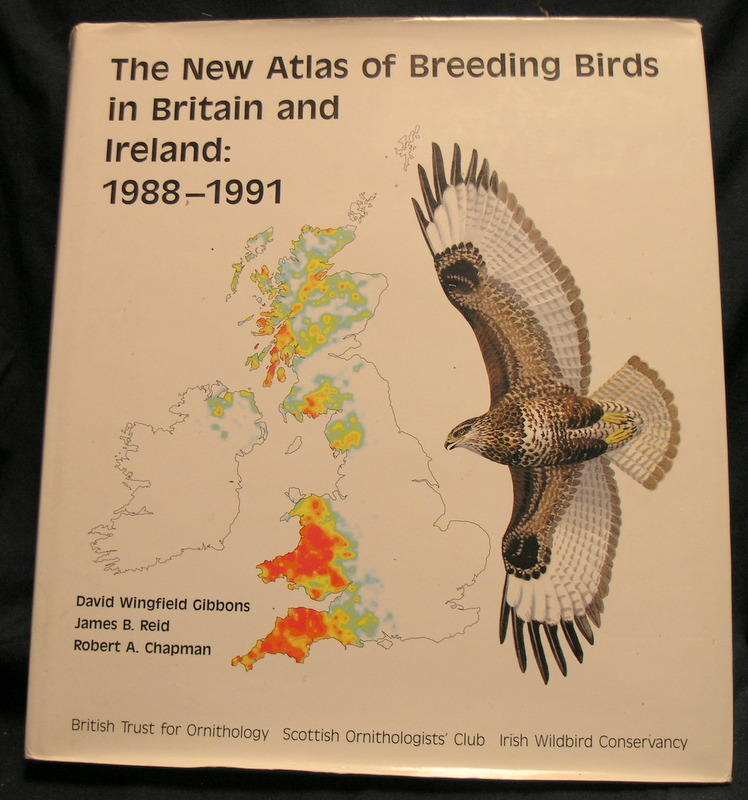 Image for The New Atlas of Breeding Birds in Britain and Ireland: 1988-91 (A Volume in the T & AD POYSER POPULAR BIRD BOOK Series)