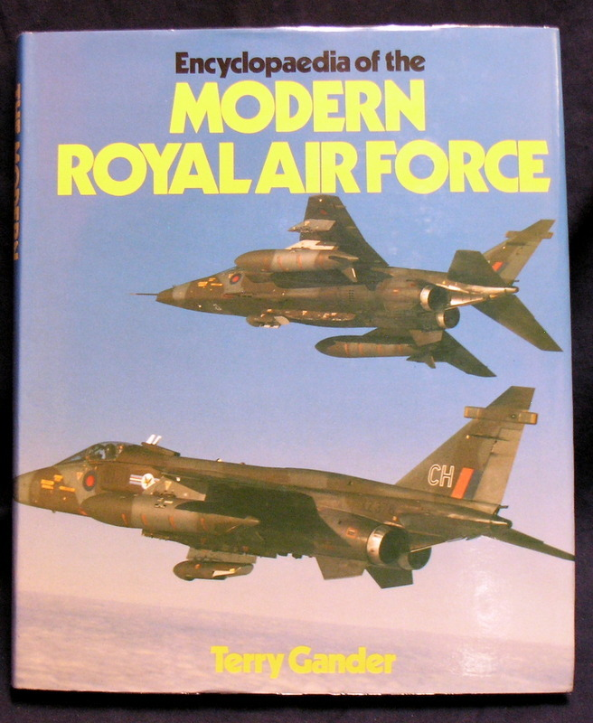 Image for Encyclopaedia of the Modern Royal AirForce