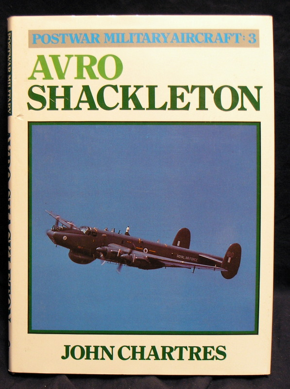 Image for Avro Shackleton : Postwar Military Aircraft : 3