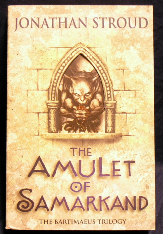 The Amulet of Samarkand: The B...