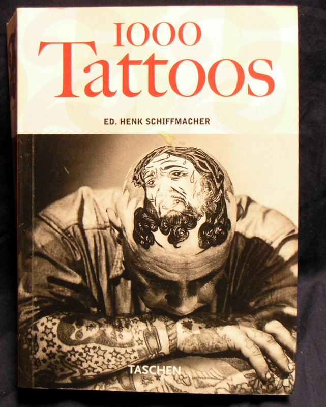 Image for 1000 Tattoos (English and German Edition)
