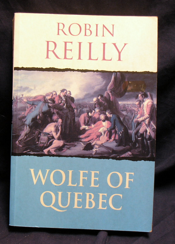 Image for Wolfe of Quebec (Cassell Military Paperbacks)