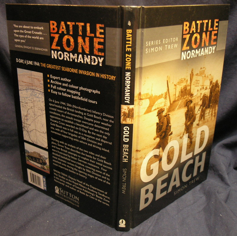 Image for Battle Zone Normandy: Gold Beach