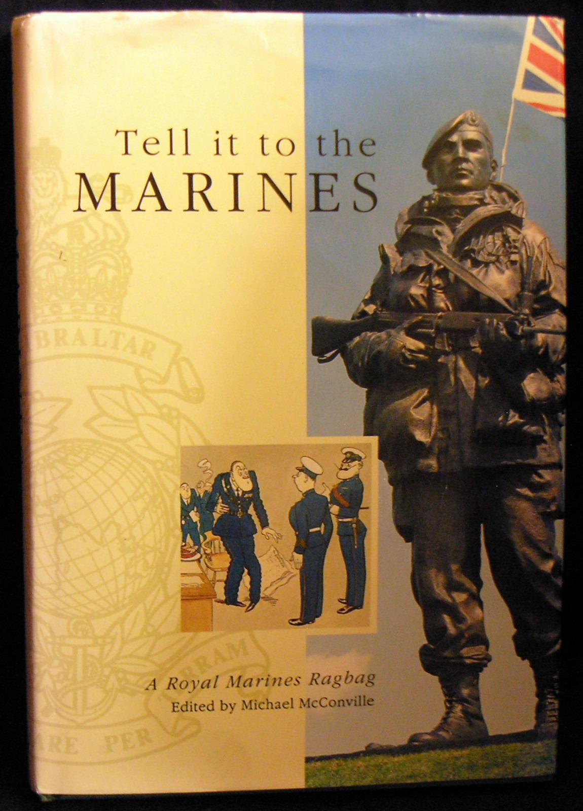 Image for Tell it to the Marines: Royal Marines Ragbag