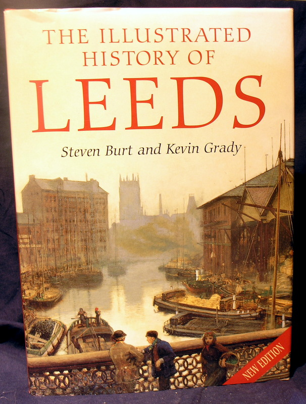 Image for The Illustrated History of Leeds