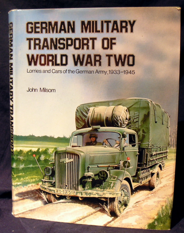 Image for German military transport of World War Two