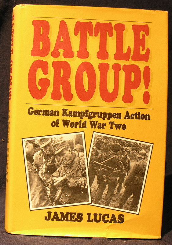 Image for Battle Group! German Kampfgruppen Action of World War Two