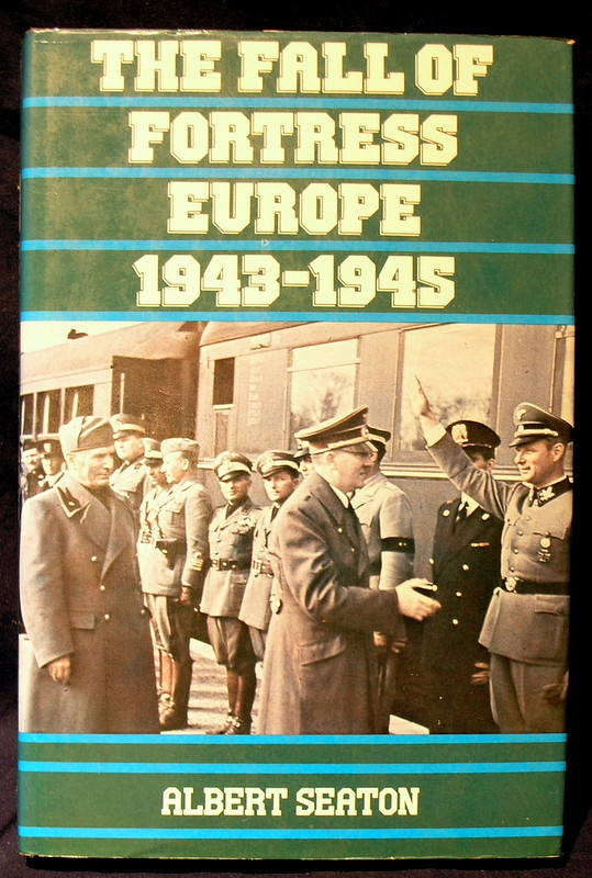 Image for The fall of fortress Europe, 1943-1945