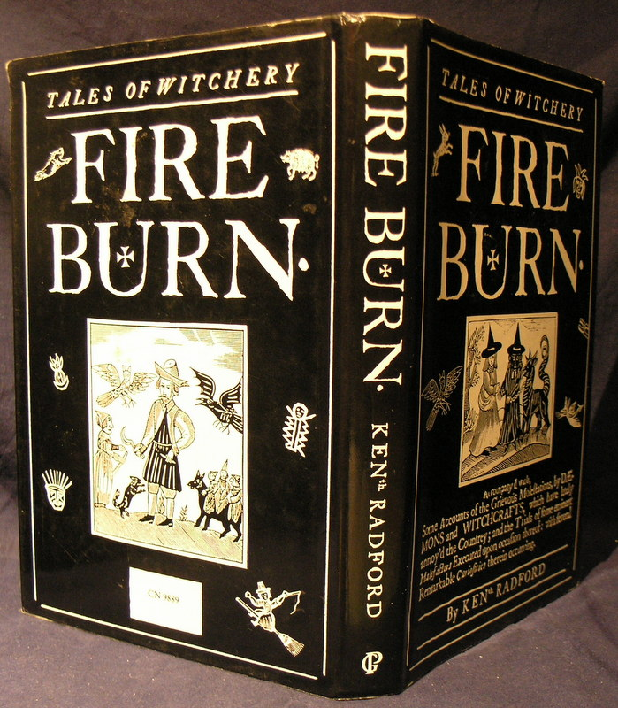 Image for Fire Burn: Tales of Witchery