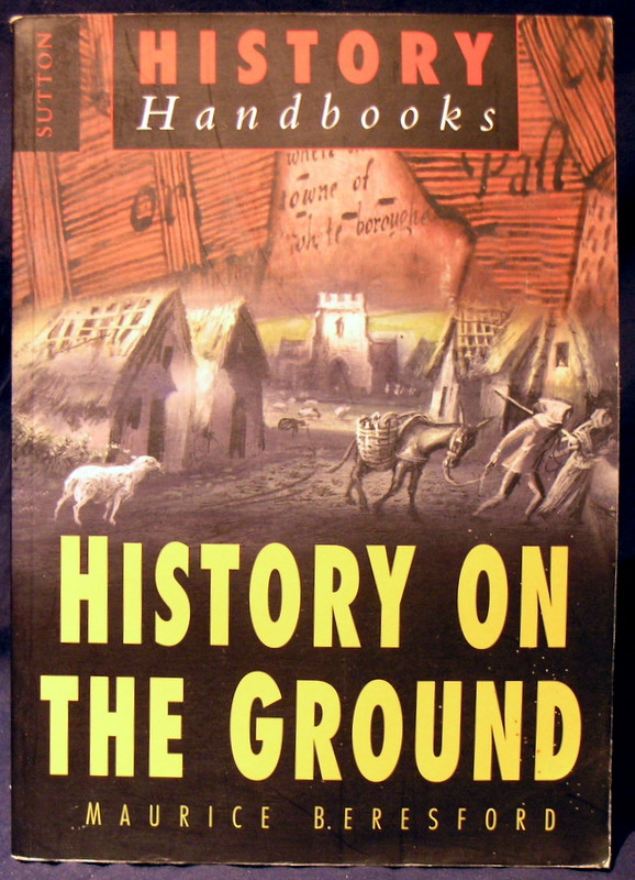 Image for History on the Ground : (Sutton History Handbooks)
