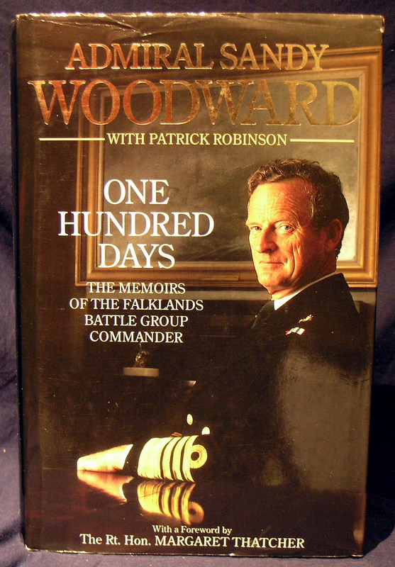 Image for One Hundred Days: The Memoirs of the Falklands Battle Group Commander
