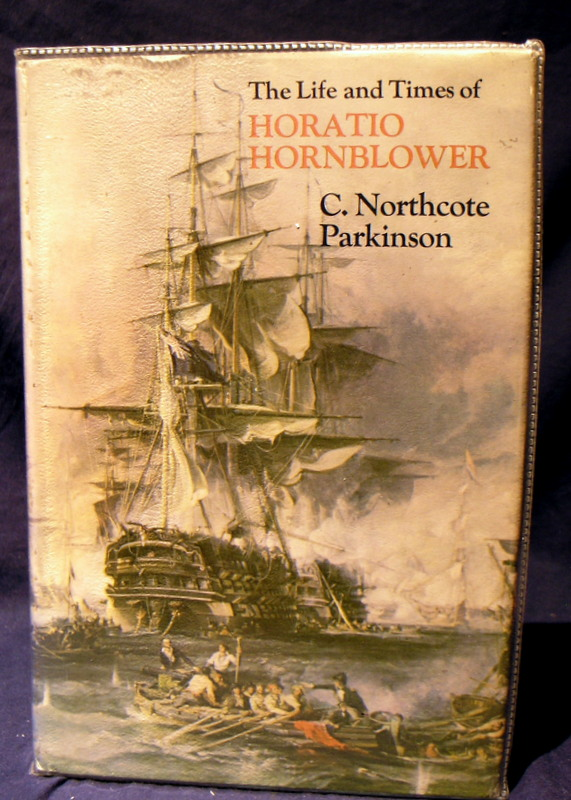 Image for The Life and Times of Horatio Hornblower.