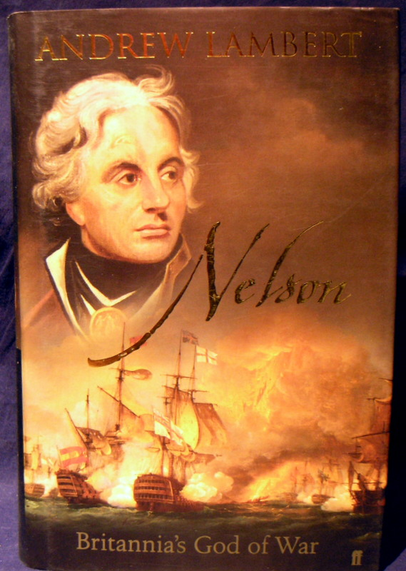 Image for Nelson: Britannia's God of War