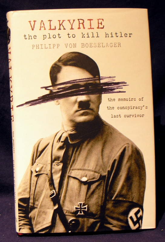 Image for Valkyrie, the plot to kill hitler.