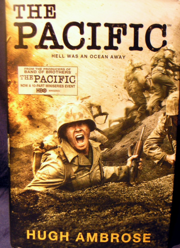 Image for The Pacific : Hell was an Ocean away