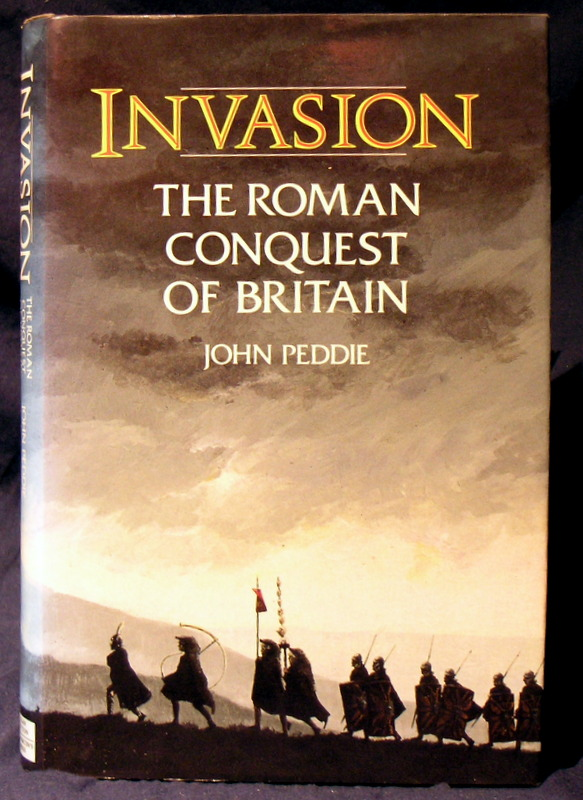 Image for Invasion: Roman Conquest of Britain