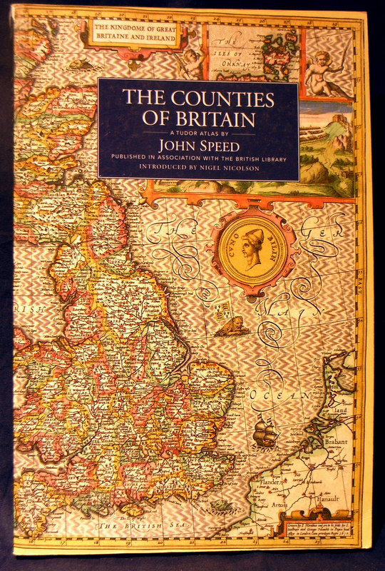 Image for The Counties of Britain: A Tudor Atlas