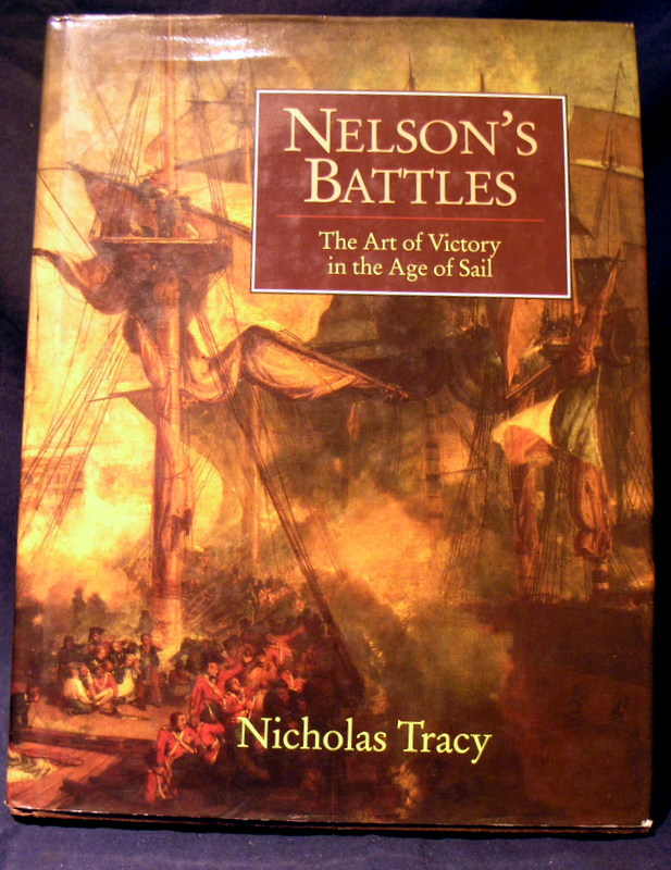 Image for Nelson's Battles: The Art of Victory in the Age of Sail