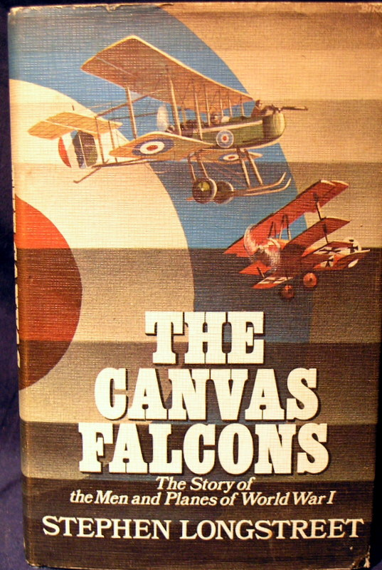 Image for Canvas Falcons: Story of the Men and Planes of World War I