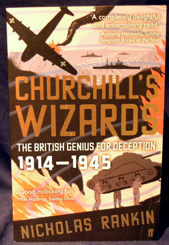 Image for Churchill's Wizards: The British Genius for Deception, 1914-1945