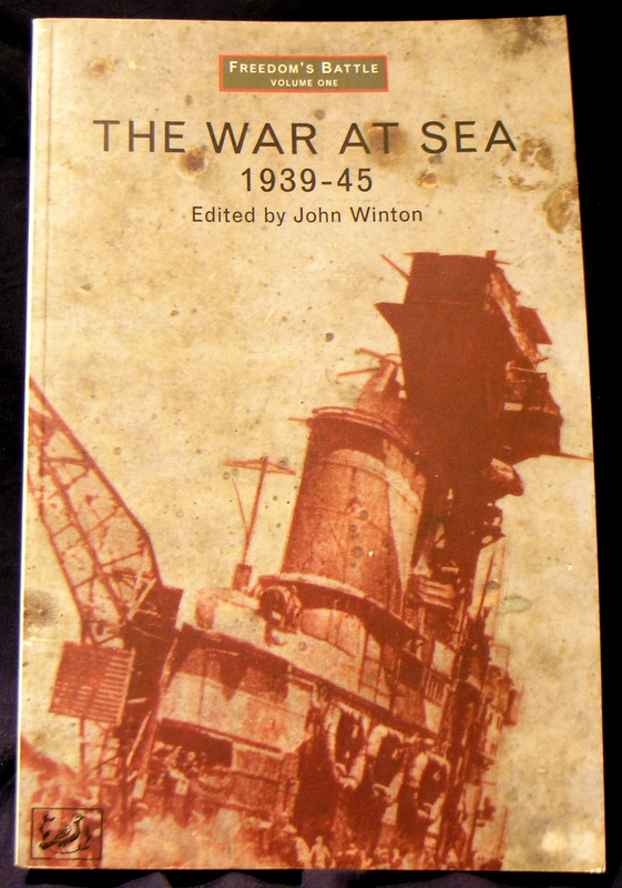 Image for The War At Sea: 1939-45: The War at Sea, 1939-45  Vol 1