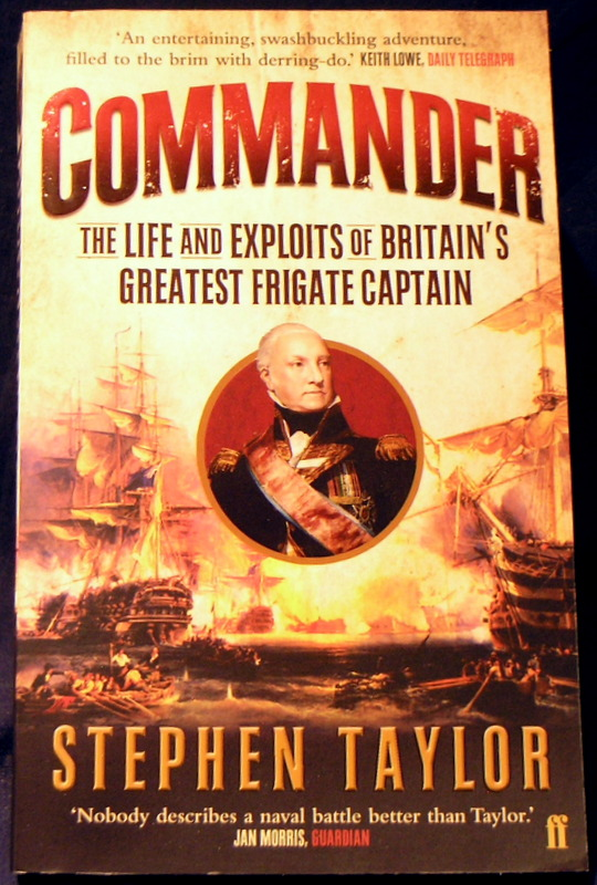 Image for Commander: The Life and Exploits of Britain's Greatest Frigate Captain