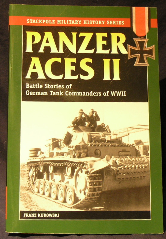 Image for Panzer Aces II: Battles Stories of German Tank Commanders of WWII