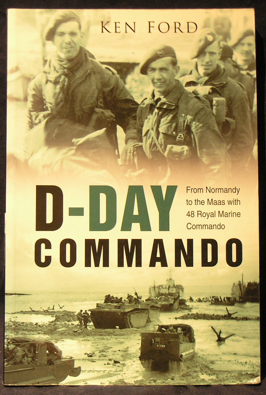 Image for D-Day Commando: From Normandy to the Maas with 48 Royal Marine Commando