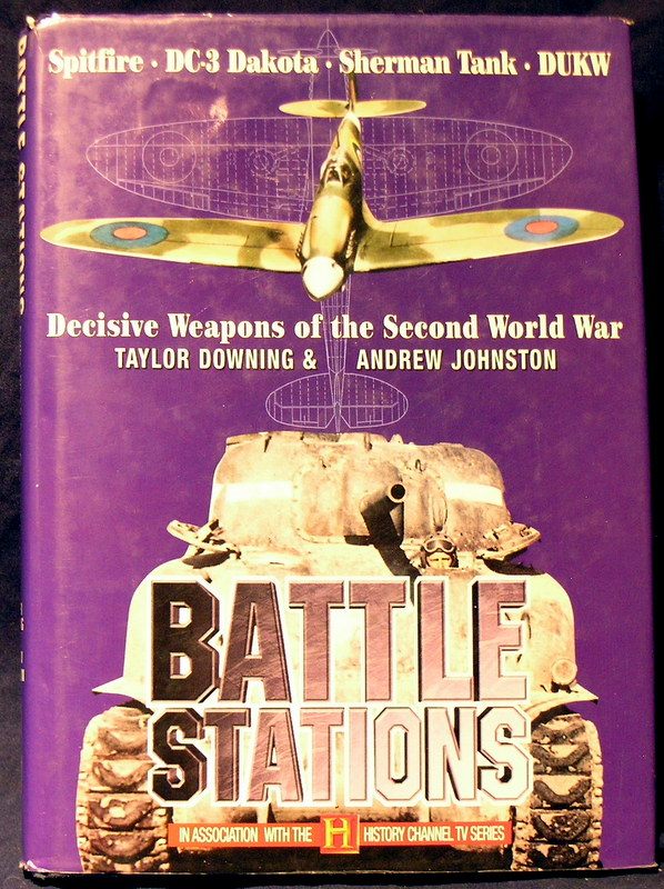 Image for Battlestations Decisive Weapons of the Second World War