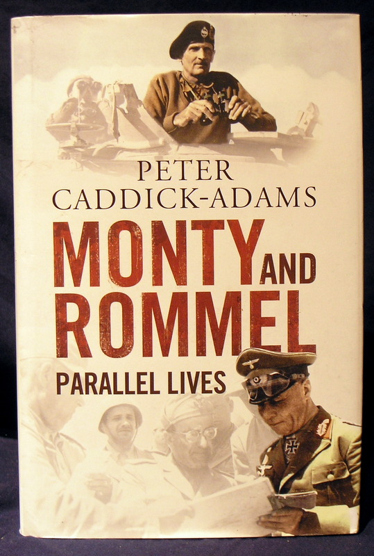 Image for Monty and Rommel: Parallel Lives