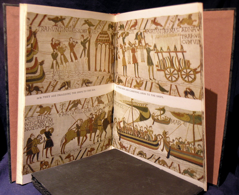 Image for The Bayeux Tapestry and the Norman Invasion.