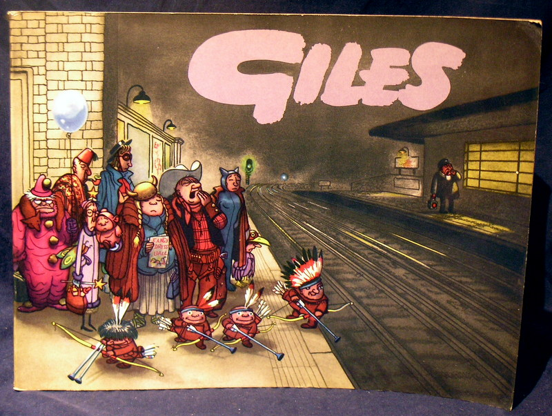 Image for Giles : Thirteenth Series