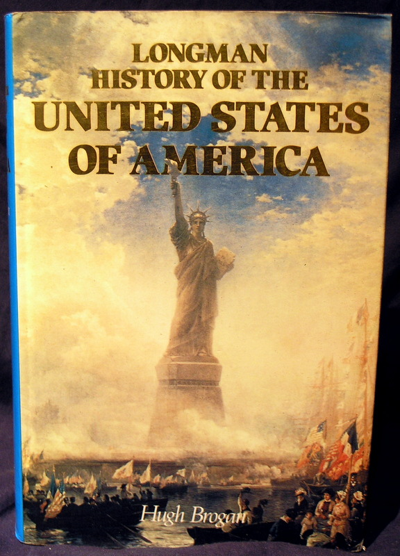 Image for Longman History of the United States of America.