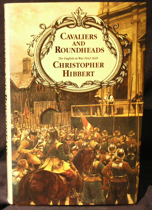 Image for Cavaliers and Roundheads: The English Civil War, 1642-1649