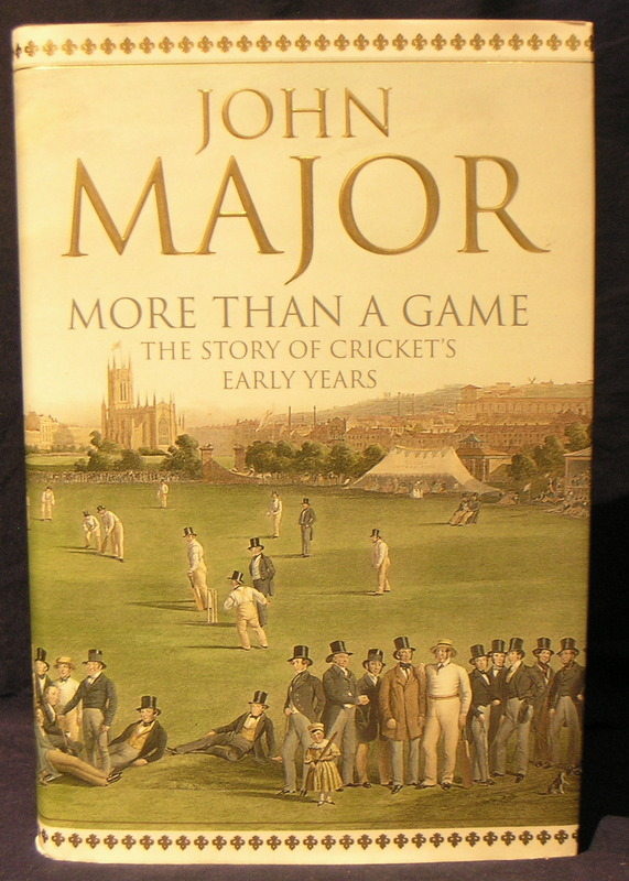 Image for More Than A Game: The Story of Cricket's Early Years