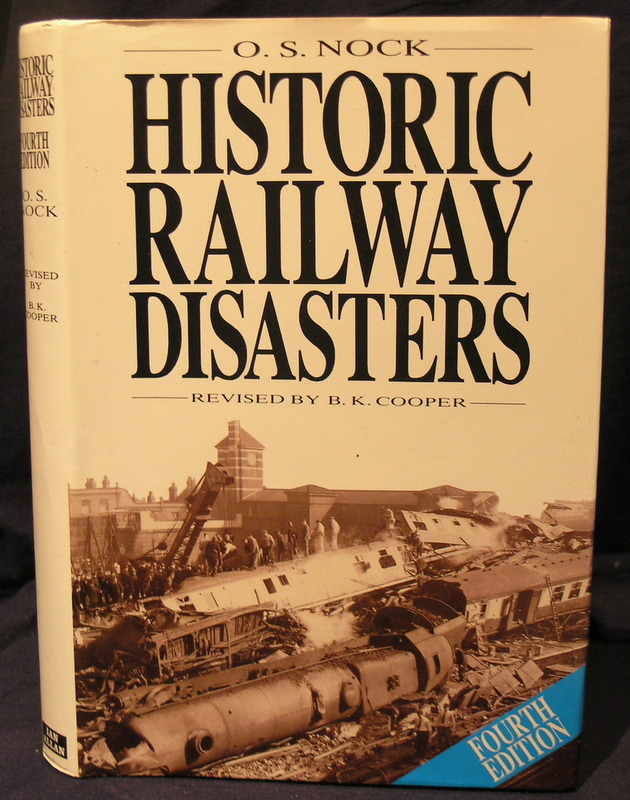 Image for Historic Railway Disasters