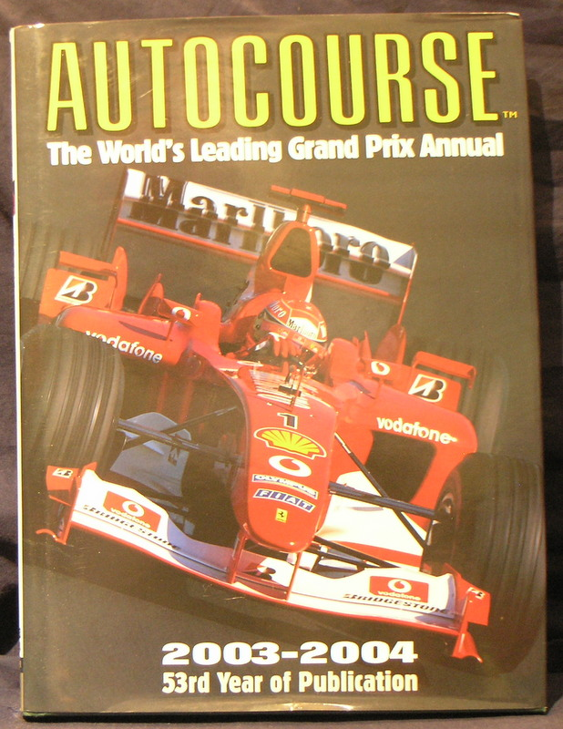 Image for Autocourse 2003-2004:  53rd Year of Publication