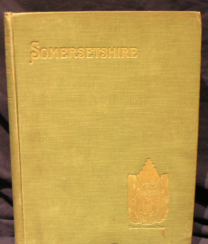 Image for Somersetshire: Highways,Byways and Waterways.