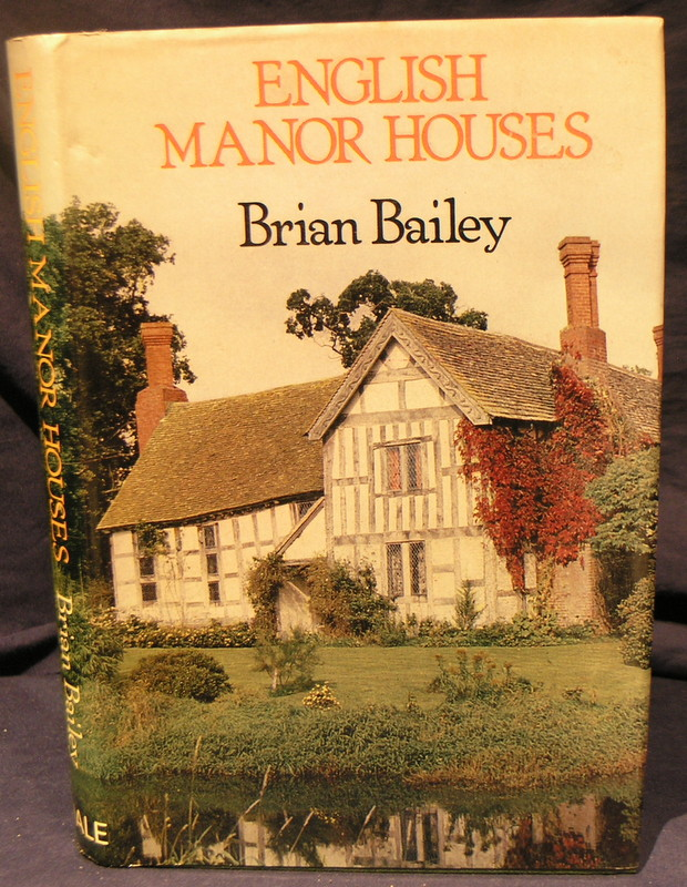 Image for English Manor Houses