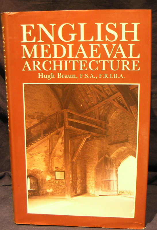 Image for English Medieval Architecture
