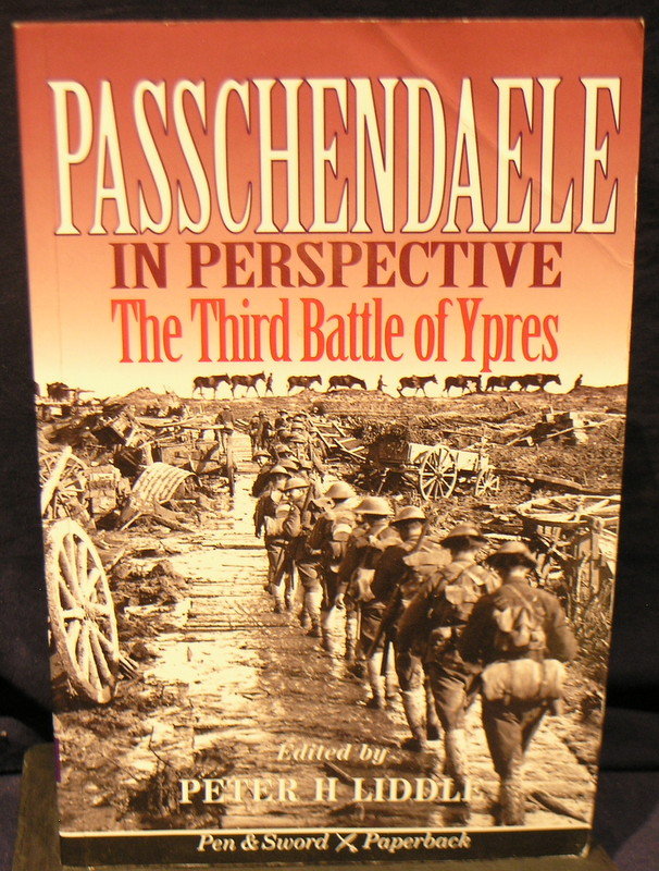 Image for Passchendaele in Perspective: The 3rd Battle of Ypres (Pen & Sword paperback)