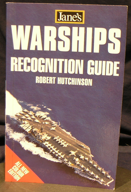 Image for Warships Recognition Handbook (Jane's) (Jane's Recognition Guides)