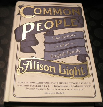 Image for Common People: The History of an English Family