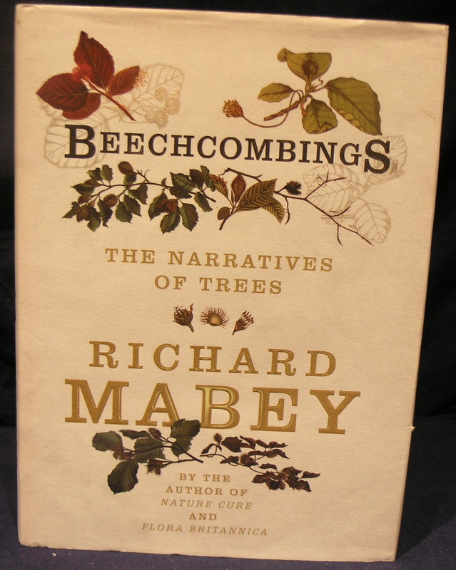 Image for Beechcombings: The Narratives of Trees