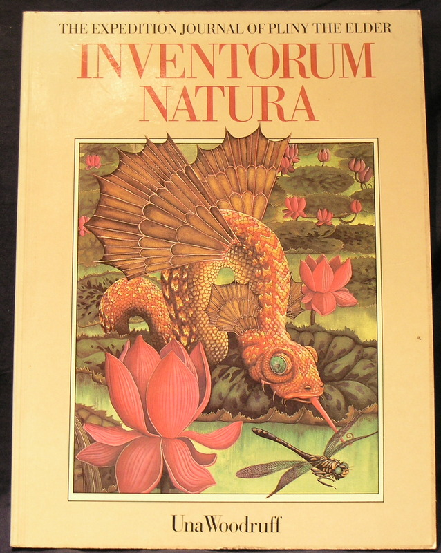 Image for Inventorum Natura; The Expedition Journel of Pliny the Elder
