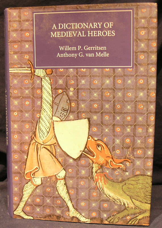 Image for Dictionary of Medieval Heroes